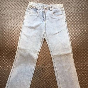 Blue Willis Mens Jeans 34x34 Denim